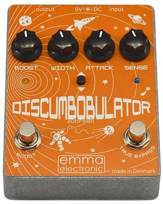 EMMA DB-2 DISCUMBOBULATOR V2 ENVELOPE FILTER Effect Pedal, New, Free Shipping