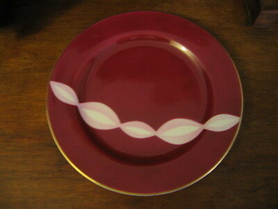 Retro Noritake Harlequin Side Plate - Japan