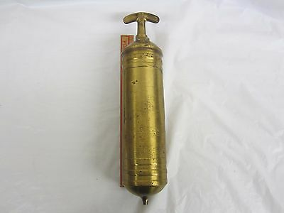 Rare Canadian Pacific Railways  Fire Extinguisher