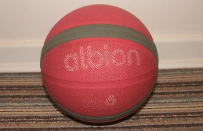 Albion Pink Basketball Size 6