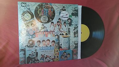 "Beatles ""Collector's Item"" 1979 promotional LP shrink near mint rare SPRO-9462"
