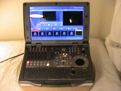 SONY Anycast Station AWS-G500 with 2 SD cards and 1 PC card