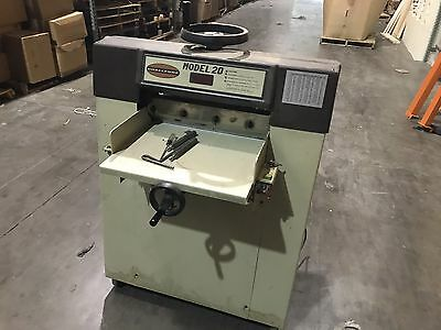 CHALLENGE   PAPER CUTTER MODEL 20 With Extra Blades