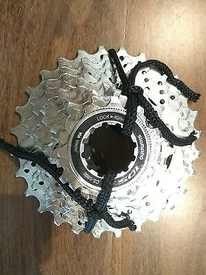 NEW Shimano 105 5800 Cassette 11 speed 11-28T - P/U Northcote or Post
