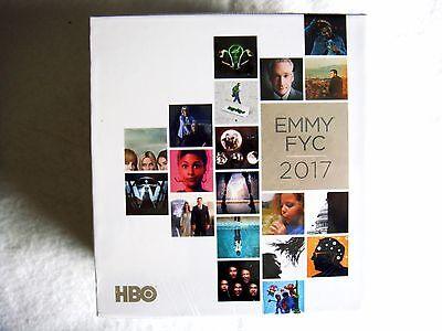HBO FYC EMMY 2017 DVD BALLERS+VEEP+LEFTOVERS+BIG LITTLE LIES+THE NIGHT OF+More