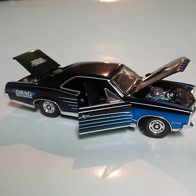 Limited Edition Collector Car by Drag Specialies 1967 Pontiac GTO 1/24 scale