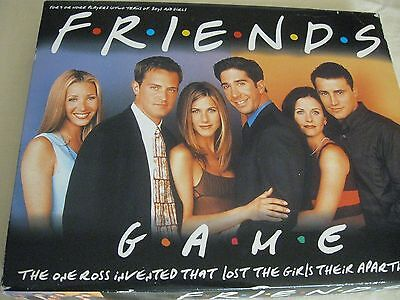Friends Game The One Ross Invented That Lost The Girls Their Apartment