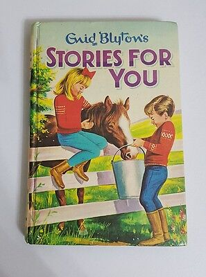 Stories for You Vintage DEAN & SON childrens H/C by Enid Blyton