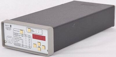 Endevco Model 136 Signal Conditioner 3-Channel DC Differential Voltage Amplifier