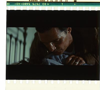 Interstellar 70mm IMAX Film Cell - Coop and Murph STAY (858)
