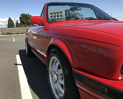 1992 BMW 3-Series  1992 BMW 325i Manual 5 speed