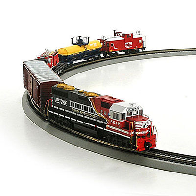 Roundhouse-HO First Responder Train Set, NS