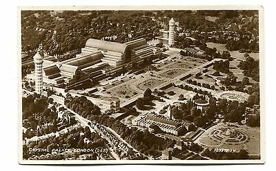 Crystal Palace from Air