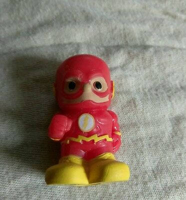 ooshie(the flash) dc comic common pencil topper