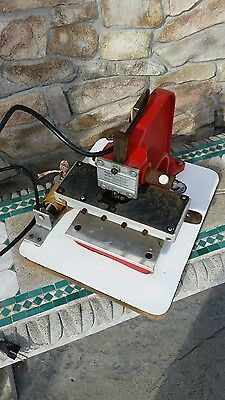 gold hot stamp machine foil ROBO TEMP !! INDUSTRIAL UNIT