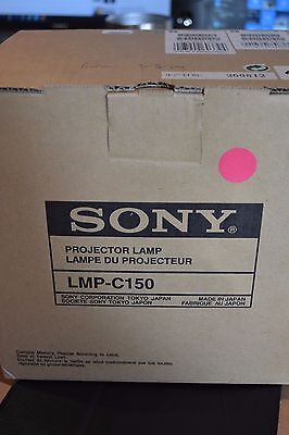 Sony Genuine LMP-C150 Replacement Projector Lamp Unit / Bulb Module for VPL-CS5