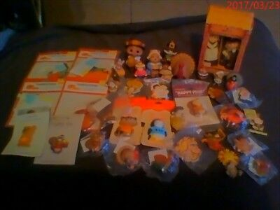 Thanksgiving figurine lot (pkF)