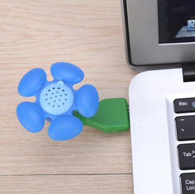 Essential Oil Diffuser USB Port Air Freshener Office Home Aromatherapy CA
