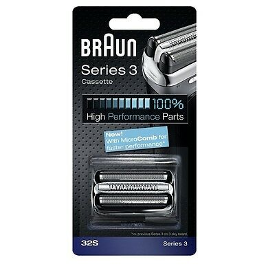 Braun 32S Series 3 Combi 32s Replacement Cassette /GENUINE