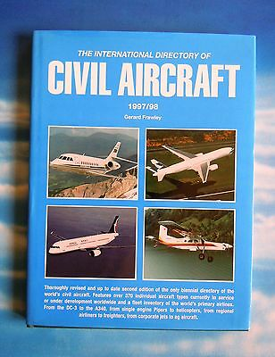 The International Directory of CIVIL AIRCRAFT