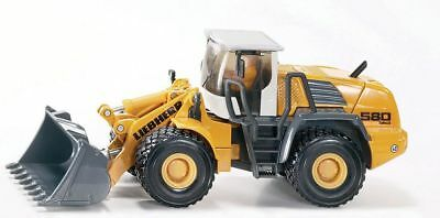 Siku 1:50 Scale Liebherr L580 Four Wheel Loader