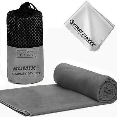Best Quick Dry Towels For Sports Or Travel,Lightweight, Super Absorbent MJ-11