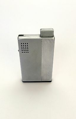 Ronson vintage lighter silver made in Germany working