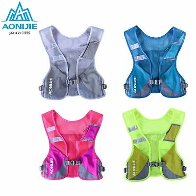 AONIJIE Hydration Backpack/Rucksack Vest Cycling Outdoor Running Bladder Bag 5L