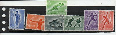 Small Lot Of Sport Stamps From Somalia, Mint, Priced To Sell