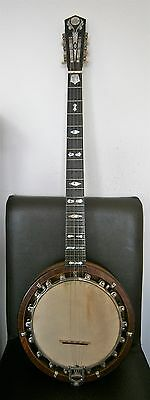 Beautiful Old Cammeyer Zither Banjo