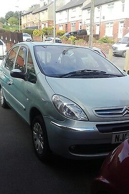 Citroen Zara Picasso 2L HDI Spares or Repair 2005.