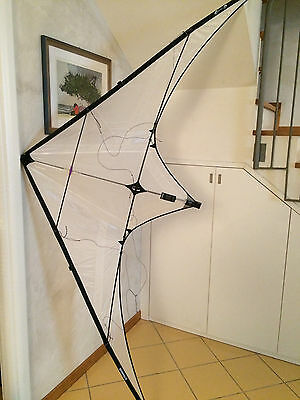 @@ COSMIC TC GHOST aquilone acrobatico - kite - come nuovo by KITEHOUSE  @@