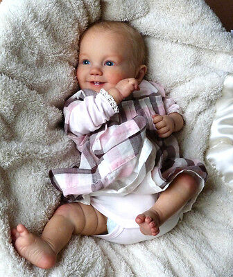 MU700 Lovely Reborn Baby Boy Doll Child H 22 inch Tailor Made