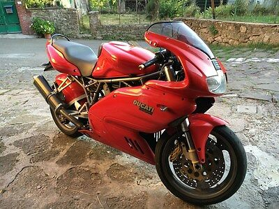 Ducati SuperSport 750 HF I.E.