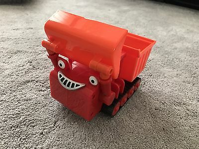 Large Bob The Builder Muck Push N Go Toy