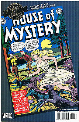 House Of Mystery #1: Dc Millenium Comics: 1951 Reprinted 2000:new Mint Copy