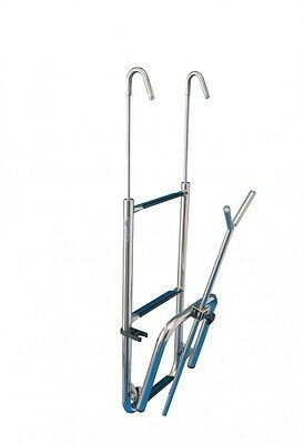 Batsystem Swimming Ladder Comfort 3-speed Boat Bow