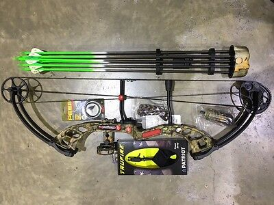 PSE Archery Stinger X 2017 Compound Bow 60# RH Kit