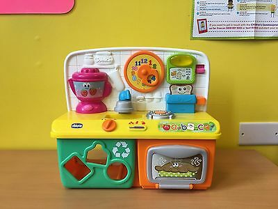 Chicco ABC Kitchen Playset