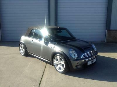 2004 MINI Convertible 1.6 Cooper S 2dr