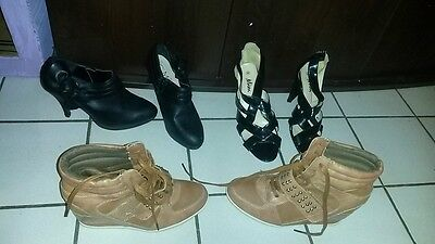 lot chaussures à talons taille 39