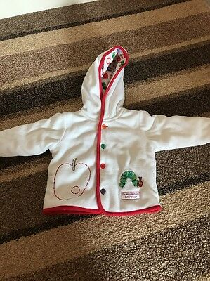 the very hungry caterpillar 6-9 Months Jacket / Coat