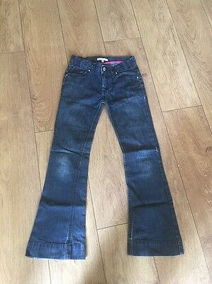 M&S Girls Autograph Jeans - Age 11 Years