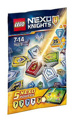 70372 Lego Nexo Knights Combo Nexo Powers Wave 1 Blind Bag Age 7 14