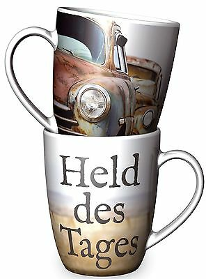 La Vida Becher »Held des Tages«