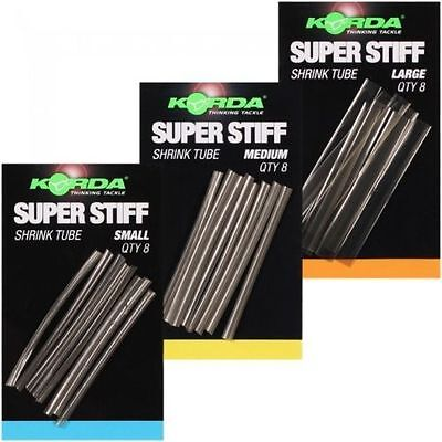 Korda Super Stiff Shrink Tube *All Sizes Available* Carp Fishing