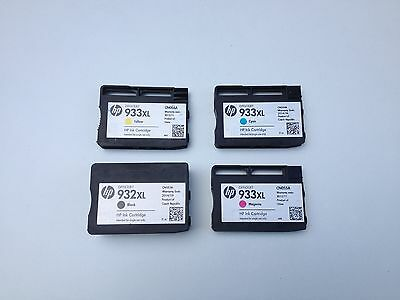 25x HP 932XL/933XLc,m,y leer,leere Druckerpatronen,empty HP cartridge