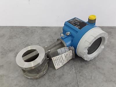 """Endress Hauser Prowirl 77 Flow Meter Assembly 77WS50-AA011A00 DN50-2"""""""