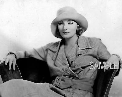 Elegant GRETA GARBO Photo