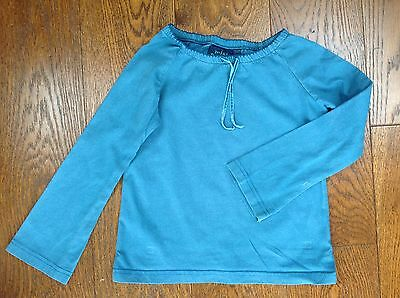 Mini Boden Green Long Sleeved Top 3-4 Years